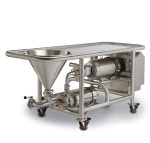 Sistema Dispersor Linha Powder Mixer – Fristam