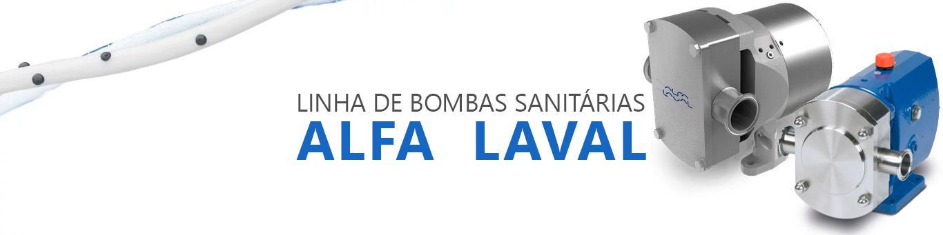 Linha de Bombas Sanitárias Alfa Laval