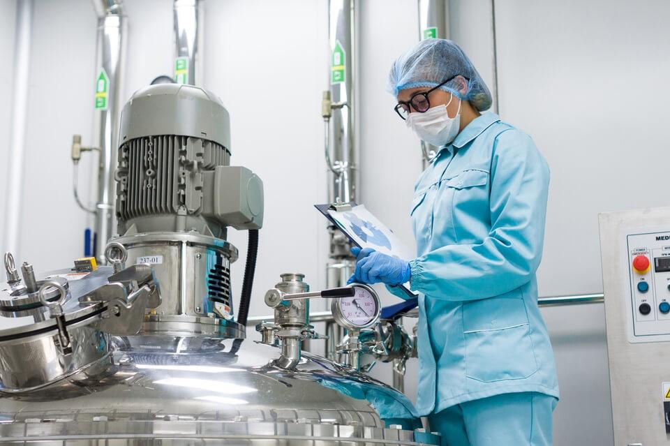 Produção de fármacos e biofármacos é elevada com solução única na transferência de fluidos sensíveis